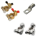 Battery Clamps & Terminals