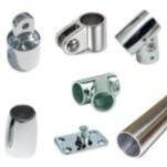 Stainless Handrail Tubes & Fittings