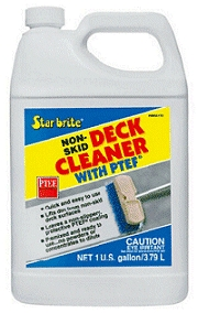 Star Brite Deck Cleaner with PETFU 3.8 Lt