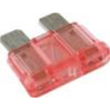 Blade Fuse 4 Amp Colour Pink