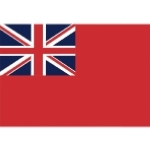 Flag Red Ensign Printed Polyester 1200 x 800mm