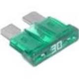 Blade Fuse 30 Amp Colour Green