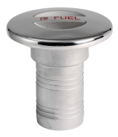Boat FUEL Filler Polished Stainless 38mm Dia Neck (Cap_Type_04)