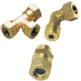 Fuel Line Brass Fittings
