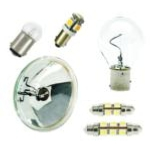 Bulbs 12 & 24 Volts Bulbs: All Types