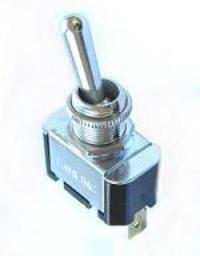 Toggle Switch 15 Amps at 12 Volt (Sprung) ON OFF ON (Sprung)