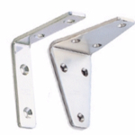 Angle Brackets in Stainless Steel