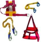 Bosun's Chairs, Harnesses & Harness Lines