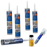 Marine Sealants and Adhesives