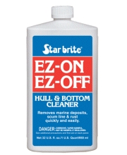 Star Brite EZ-on EZ-off Hull and Bottom Cleaner 950ml