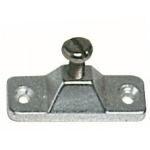 Boat Bimini Fitting Anodized Alloy Side Mount for End Eye