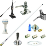VHF Antenna, Fittings & Mountings