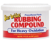 Star Brite Rubbing Compound for Heavy Oxidation 396 Grams