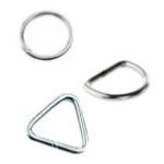 D Rings, Round Rings & Triangular Ring