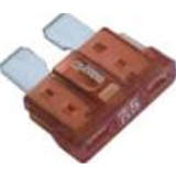 Blade Fuse 7.5 Amp Colour Brown