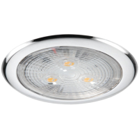 Cabin Ceiling Light LED Mirror-Polished Outer 75mm