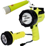 Hand Held Torch Spotlights
