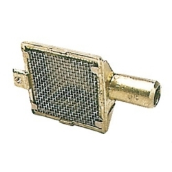 Bilge Strainer Brass Horizontal