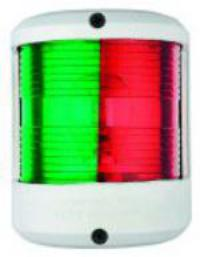 Navigation Light Utility 78 Red 112 Degree & Green 112 Deg White Surround 24 Volt