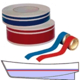 Hull Waterline Tapes