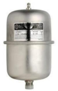 Accumulator Tank 1 Litre Stainless