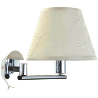 Cabin Maia Articulated Lamp Chromed Brass