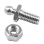 Canvas Fastener TOMAX High Profile M5 x 10mm Stud