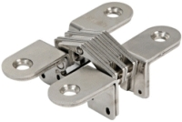 A Pair of 53mm Hidden Hinges, 304 Stainless Steel
