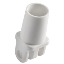 Boat Bimini Fitting White Nylon Pivot Base Assemble Part 4663200