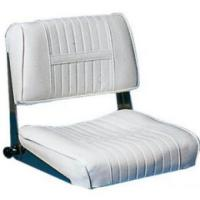 Boat Seat Single White