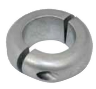 Zinc Shaft Anode 45mm