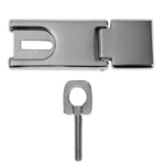 Hasp & Staple Cast 316 Stainless Steel