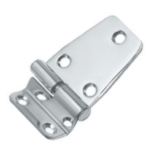 Lift Off Stepped Hinge Right Hand Hung Polished Stainless Steel