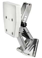 Adjustable Outboard Motor Bracket up to 20 HP or kg 45 Stainless