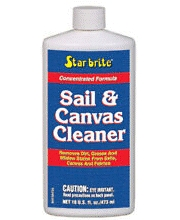 Star Brite Sail and Canvas Cleaner 16fl oz (454ml)