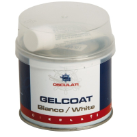 High-resistance white GELCOAT (Filler)