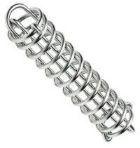 Mooring Spring Stainless Steel 75mm x 340mm