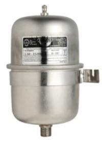 Accumulator Tank 2 Litre Stainless