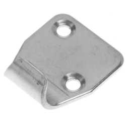 Keep Plate 35 x 40mm fits all Eccentric Latch Stainless 304