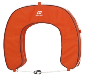 Plastimo Orange Horseshoe Buoy
