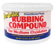 Star Brite Rubbing Compound for Medium Oxidation 396 Grams