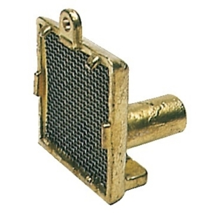 Bilge Strainer Brass Vertical