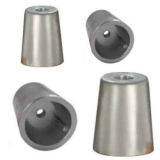 Conical Propeller Anodes