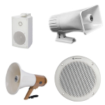 Loud Hailers & Loudspeakers