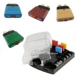 Blade Fuse Circuit Breakers & Holders