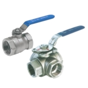Ball Valves BSP
