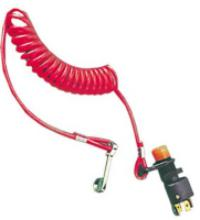 Safety Engine Kill Switch & Key + Line